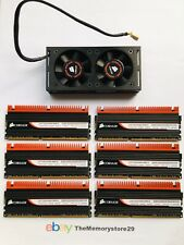 12GB Kit Corsair Dominator GT DDR3 PC Desktop Memory RAM  PC3-14900 1866MHz DIMM