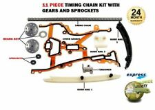 FOR OPEL CORSA B C 1.0 1.2 1.4 TWINSPORT 1996--> TIMING CAM CHAIN KIT WITH GEARS
