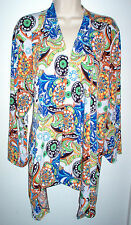 WOMENS TOP SIZE 3X MULTI COLOR STRETCH NEW LOW SHIP