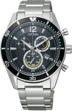 Citizen Collection VO10-6742F Alterna Eco-Drive Solar Chronograph Watch