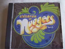 CHILDREN OF NUGGETS CD SAMPLER FROM THE BOX SET 20 TRACKS NEW