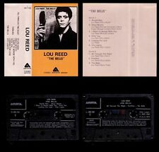 LOU REED - SPAIN CASSETTE 1980 - THE BELLS - NEW SEALED