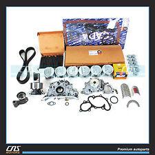 93-95 Toyota 4Runner Tacoma T100 3.0L SOHC Master Engine Rebuild Kit 3VZE