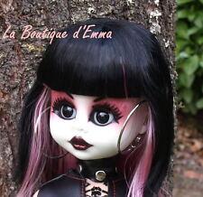 WILEMINA splendide POUPEE de style GOTHIQUE 46 cm collection ou jouet