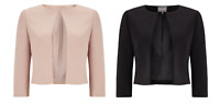 Phase Eight Claudette Tailored Jacket Blazer Pink and Black Size 8 - 16