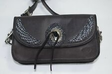 Western Style Amish Made Small Leather Purse - 1/2 Price Sample & Display Sale