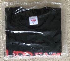 Supreme Yohji Yamamoto Logo Tee - Black - Medium 🔥GONE  FAST🔥