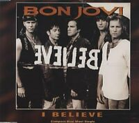 Bon Jovi I believe (1993) [Maxi-CD]