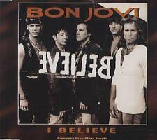 Bon Jovi I Believe (1993) [Maxi-CD]