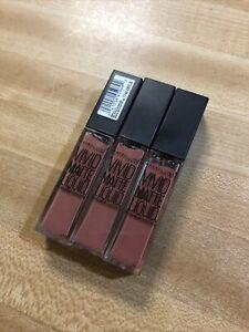 Maybelline Color Sensational Vivid Matte Liquid Lipstick #5 Nude Thrill