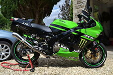 CARENA ABS FAIRING KIT KAWASAKI NINJA ZX6R ZX-6R 2000/02 REPLICA MOTOGP ENERGY