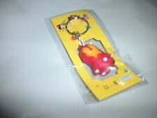 US Seller! HOT Comics Iron Man 3D Rubber Key chain ring NEW fast ship