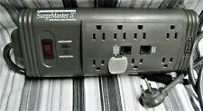 Belkin 8 Outlet Surge Master 2Suppressor w Phone Protection Model F5C695 TEL