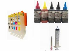5PK Empty Refillable Ink Kit Cartridge for Canon PGI-270 CLI-271 PIXMA MG5720