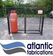 Gas Cage Cylinder - Bottle Storage Mesh Cage 1400 X 1800 X 500 ( 4 X 47 Kg )