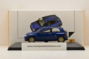RENAULT CLIO WILLIAMS 1996 NOREV 1/43 NEUVE EN BOITE PROMOTIONNELLE