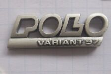 VW / VOLKSWAGEN / POLO VARIANT 97 ..................... Auto-Pin (151b)
