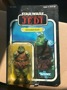 vintage star wars kenner action figure - Gamorrean Guard - used - vintage