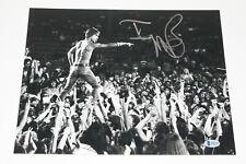 Iggy Pop Signed Authentic 11X14 Photo 2 The Stooges Punk Rock Beckett Coa Bas