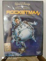 Rocketman - Come Ho Conquistato Marte (1993) Ologramma Tondo DVD NUOVO SIGILLATO