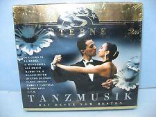 5 STERNE TANZMUSIK (5 Star Dance Music), 2 CD Set, Koch, New