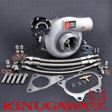 """Kinugawa Billet Turbo 2.4"""" A/R 60 SUBARU STI TD06H 8cm w/ Garrett 60-1 & 9 Blade"""