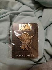 NEW Blizzcon 2015 Blizzard Series 2 GOLD Pin Sylvanas World Of Warcraft