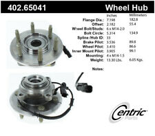 Axle Bearing and Hub Assembly-Premium Hubs Rear Centric 402.65041