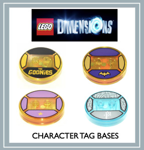 LEGO Dimensions Character Tag Base Only – You Pick / Choose