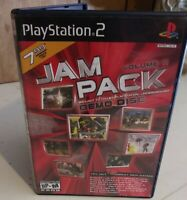 Jampack Vol. 11 Sony PlayStation 2 Tested and Working
