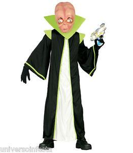 Costume per Bambini Alien 7-9 Anni