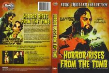 Horror Rises From the Tomb Paul Naschy Uncut Special Edition Dvd