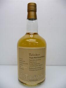 Talisker 1979 R. W. Duthie Abfüllung für alte Tabakstube 314 bottles 46% 70cl