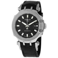 Tissot T-Race Swissmatic Automatic Black Dial Watch T115.407.17.051.00