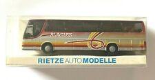 """Rietze Automodelle 00356 Setra S315 HD Reisebus """"Blaguss Reisen"""" RARE 1/87 Neuf"""