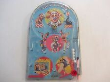 VINTAGE CIRCUS GAME ACTION MARBLE GAME  PINBALL CLOWN ELEPHANT LION BELL US MADE