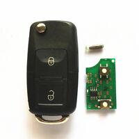 Remote Key fit for SKODA 1J0959753AG 5FA008399-00 HELLA 434MHZ