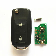 Remote Key fob fit for SEAT 1J0959753N 5FA009259-55 HELLA 433MHZ