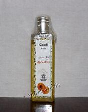Khadi Herbs Apricot Massage Oil-100ml