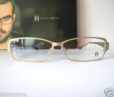 b6db8ec9476 Freudenhaus Titanium 55-12 Small Kick it! Gold Eyeglass Frame Men Glasses  Womens