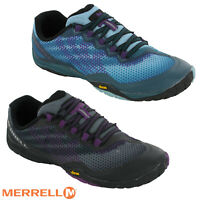 Merrell Trail Glove 4 Shield Barefoot Mesh Trainers Womens Trails Shoes Ladies