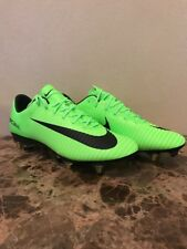 Nike Mercurial Vapor XI SG Pro AC Anti-Clog Green Soccer 889287 308 Sz 10
