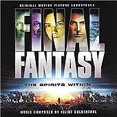 Final Fantasy (The Spirits Within, 2001) CD