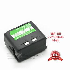 1650mAh EBP-20N EBP-24N EBP-26N Battery for ALINCO DJ-180 DJ-480 DJ-580 DJ-582