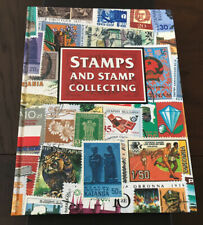 Second Hand Stamp And Stamp Collecting Hard Back Book Chancellor Press