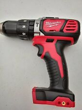 "New Milwaukee 2607-20 18V 1/2"" Cordless Compact Hammer Drill M18 18 Volt Li-Ion"