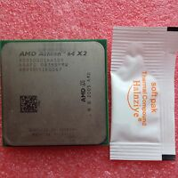 AMD Athlon 64 X2 5000+ (ADO5000IAA5DO) CPU 1000 MHz 2.6 GHz Socket AM2 100% Work