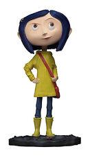 "Coraline Head Knocker Bobble Head Movie Jones Bobblehead 7"" NECA Gift"