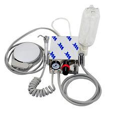 Mini Dental Turbine Unit handpiece Compressor 4 Hole Denshine【2-5 Day to USA】