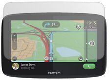 5x Schutzfolie für TomTom GO Essential 6 Display Folie matt Displayschutzfolie